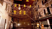 Venezia, vent'anni fa l'incendio del Teatro La Fenice