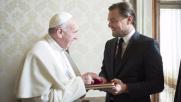 Papa riceve DiCaprio: incontro su temi ambientali