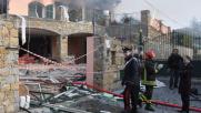 Sanremo, esplode villa: Gabriel Garko ferito, morta una donna