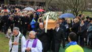 Funerali Regeni, la mamma: Giulio mi ha insegnato molto