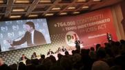 """Unioni civili, Renzi pronto alla fiducia """"M5s vuole farci male"""""""