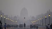 Aria inquinata, per la prima volta l'India supera la Cina
