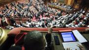 """Unioni civili, il Senato approva  FI: """"C'è nuova maggioranza"""""""