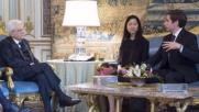 Aipoly, Rizzoli e Cheng presentano la app a Mattarella