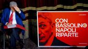 """Napoli, Bassolino: """"Mia candidatura è atto d'amore"""""""