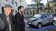 A Torino il car sharing elettrico di Bluecar