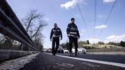 Roma, pirata della strada investe ciclisti: un morto