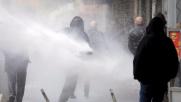Bruxelles, altri quattro arresti Scontri tra hooligan e polizia
