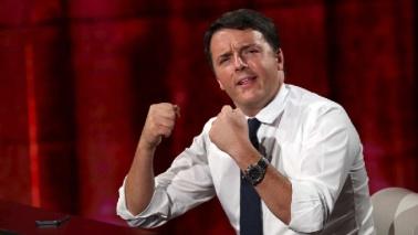 Renzi: D'Alema mi attacca? Guadagno punti nei sondaggi