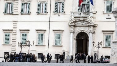 Napolitano: attentati mafia nel '93 per destabilizzare il Paese