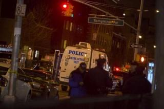 New York, due agenti uccisi da afroamericano per vendetta