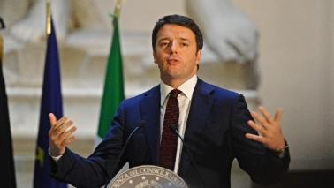 """Renzi al Pd: """"Al Quirinale un politico, ma niente veti da Fi"""""""