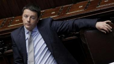 """Renzi: """"Legislatura da brividi, ora il momento più difficile"""""""