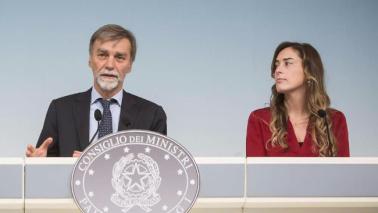 """Fs, Delrio: """"Privatizzazione al 40%. Ma la rete resta pubblica"""""""