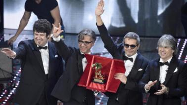 Festival di Sanremo: il trionfo a sorpresa degli Stadio