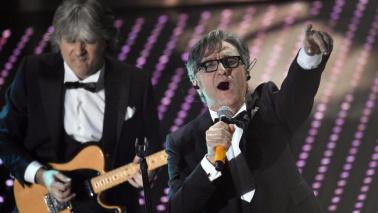 """Sanremo 2016, Stadio: """"La musica è la nostra benzina"""""""