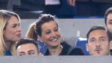 Ilary Blasi non molla Francesco Totti