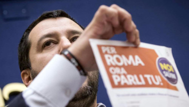"Roma, Alfio Marchini vince le ""mini-primarie"" leghiste"