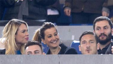 Ilary Blasi è diventata mamma per la terza volta: fiocco rosa a casa Totti