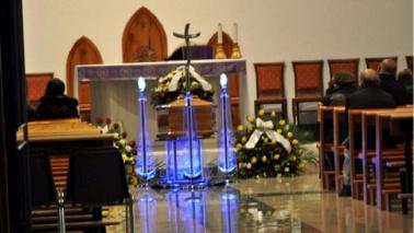 Ostaggi in Libia, Calcagno e Pollicardo ai funerali dei colleghi Failla e Piano