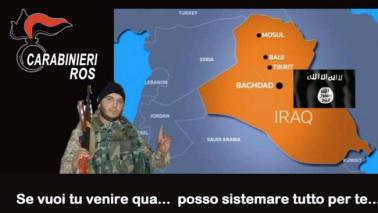 Roma, blitz dei Ros anti Isis: arrestati due terroristi