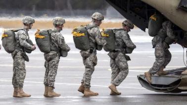 """Nel 2015 aria di guerra fredda  """"Da Usa più soldati in Europa"""""""