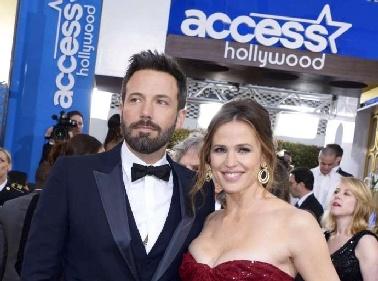 Cinema, divorzia la storica coppia Jennifer Garner e Ben Affleck