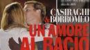 Pierre Casiraghi bacia con passione la sua Beatrice