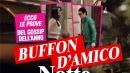 Gigi Buffon e Ilaria D'Amico, notte di passione