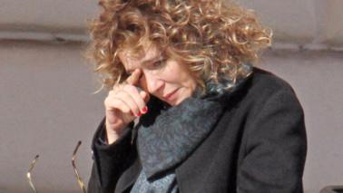 Valeria Golino lascia casa Scamarcio e va da un'amica