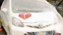 Fiat, auto impacchettate: la campagna dell'azienda scatena le polemiche