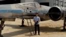 Star Wars VII, nuovo teaser: J.J. Abrams svela il nuovo look dell'X-Wing