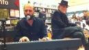 Checco Zalone e Francesco De Gregori, duetto da ridere