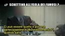 """Francesco Schettino nella rete delle Iene: """"2 milioni per fare l'Isola"""""""