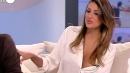 Cristina Buccino e la camicia scollata a Mattino 5
