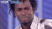 """Samba: """"Ora sono felice, ma sono stato trattato male"""""""