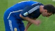 Mondiali, Messi quasi vomita durante la finale