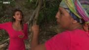 """Isola, Rachida attacca Cristina: """"Hai provocato tu Alex"""""""