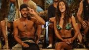 Isola: per Cristina c'è del tenero tra Cecilia e Andrea