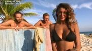 Isola, tripla eliminazione: fuori Alex, Andrea e Cristina
