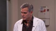 George Clooney, improbabile reunion di E.R.