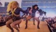 Super Bowl, Beyoncé rischia di cadere durante lo show