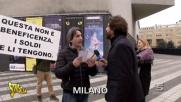 """""""Striscia la Notizia"""", Valerio Staffelli minacciato di morte"""