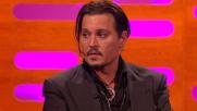 """Johnny Depp protagonista del remake de """"L'uomo invisibile"""""""
