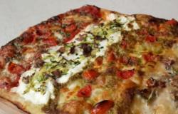 Pizza in teglia 4 gusti