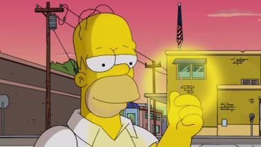 """""""I Simpson"""", Homer risponderà dal vivo alle domande dei fan"""