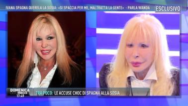 """La sosia di Ivana Spagna si difende: """"Ecco la verità"""""""