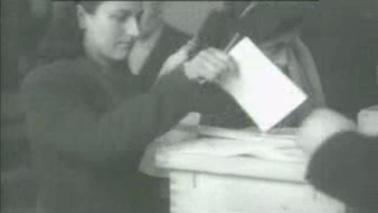 Settant'anni fa il primo voto delle donne italiane