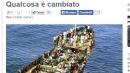 """Immigrazione, Grillo: """"I clandestini sono da rispedire a casa"""""""
