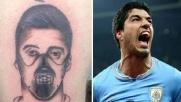 Tatuaggi Mondiali, le follie lasciate in eredità dal Brasile